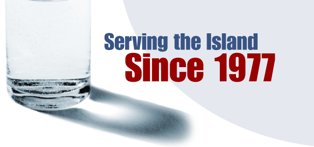 Serving the island since 1977